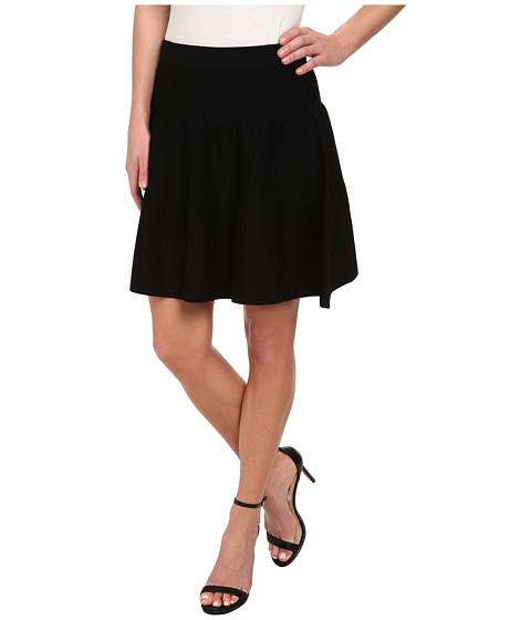 Imbracaminte Femei Sam Edelman Ottoman Flare Skirt Black