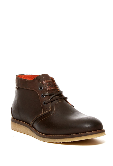 Incaltaminte Barbati Wolverine Julian Chukka DARK BROWN