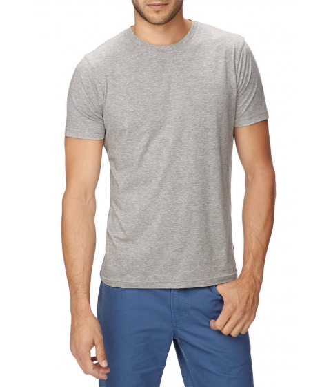 Imbracaminte Barbati Forever21 Basic Heathered Tee Heather grey