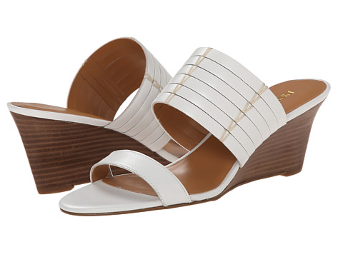 Incaltaminte Femei Nine West Rushout White Leather