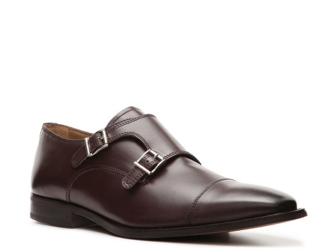 Incaltaminte Barbati Florsheim Sabato Monk Strap Slip-On Brown