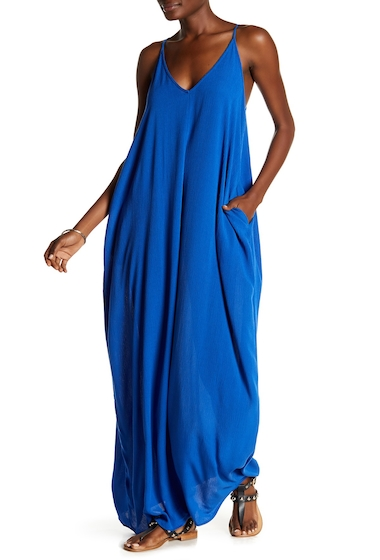 Imbracaminte Femei Love Stitch Gauze Maxi Dress RIVERIA