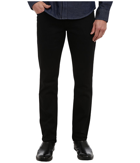 Imbracaminte Barbati Hudson Blake Slim Straight in Raw Black Raw Black