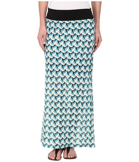 Imbracaminte Femei Karen Kane Crochet Maxi Skirt Multicolor