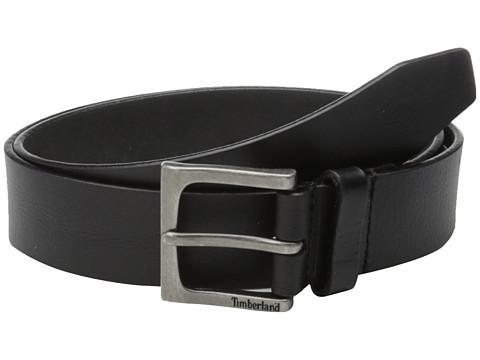 Accesorii Barbati Timberland 35MM Classic Jean Belt Black