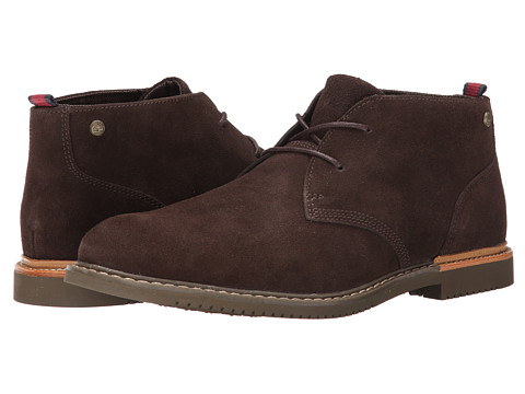 Incaltaminte Barbati Timberland Earthkeepersreg Brook Park Chukka Dark Brown Suede