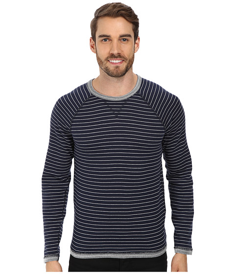 Imbracaminte Barbati Lucky Brand Laurel Canyon Long Sleeve Navy