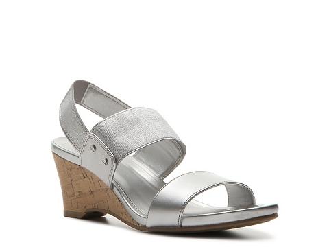Incaltaminte Femei Mootsies Tootsies Shenan Wedge Sandal Silver