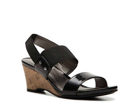 Incaltaminte Femei Mootsies Tootsies Shenan Wedge Sandal Black