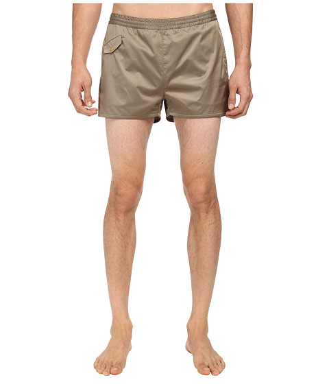 Imbracaminte Barbati Marc Jacobs Beach Nylon Swimshort Pale Palm