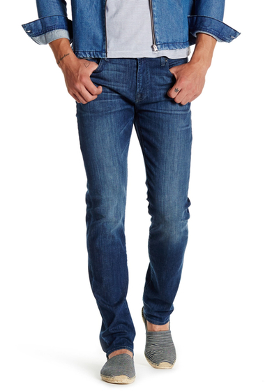 Imbracaminte Barbati 7 For All Mankind Slimmy Slim Straight Leg Jean JIMMY WATE
