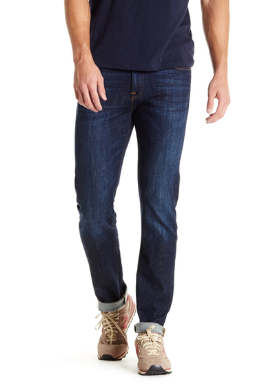 Imbracaminte Barbati 7 For All Mankind Slimmy Slim Straight Leg Jean LEXINGTON
