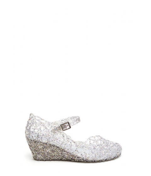 Incaltaminte Femei CheapChic New In Town Jelly Wedges Multiclear