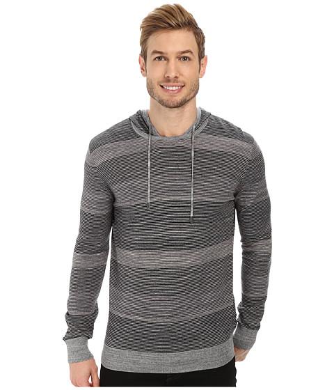 Imbracaminte Barbati Calvin Klein Cotton Space Dyed Sweater Black Combo