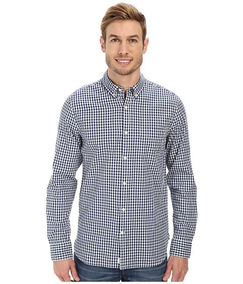 Imbracaminte Barbati Lucky Brand Palisades Plaid Shirt BlueWhite