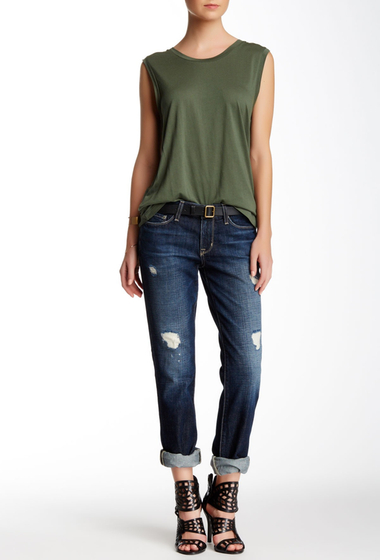 Imbracaminte Femei Big Star Kate Straight Leg Jean FOURLUCILE