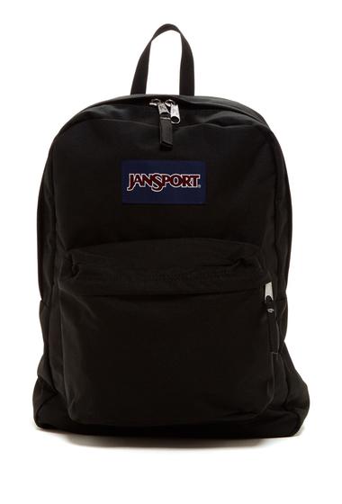 Genti Femei JanSport Superbreak Backpack BLACK