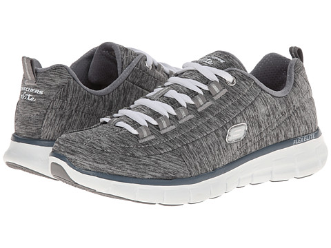 Incaltaminte Femei SKECHERS Spot On Gray
