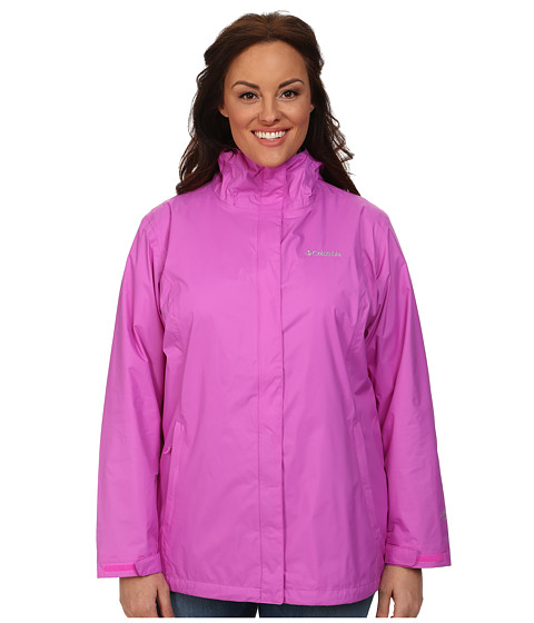 Imbracaminte Femei Columbia Plus Size Arcadia IItrade Jacket Foxglove