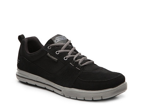 Incaltaminte Barbati SKECHERS Relaxed Fit Arcade II Sneaker Black