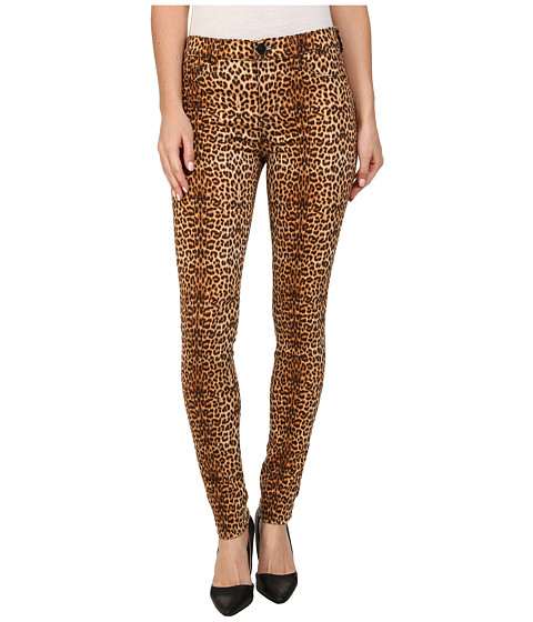 Imbracaminte Femei Hudson Nico Super Skinny Mid Rise Jeans in Lynx Lynx