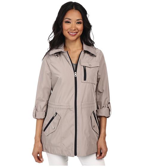 Imbracaminte Femei Nautica Hooded Mesh Lined Anorak Windbreaker Jacket SeashellMarineMarine