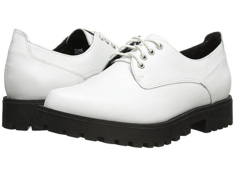 Incaltaminte Femei Steve Madden Dewwars White Leather