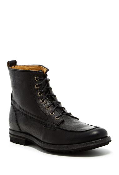 Incaltaminte Barbati Frye Phillip Work Boot BLACK