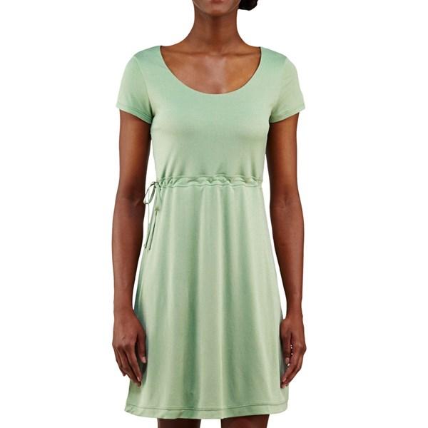 Imbracaminte Femei Merrell Siena Cinch Dress - Short Sleeve THYME (03)