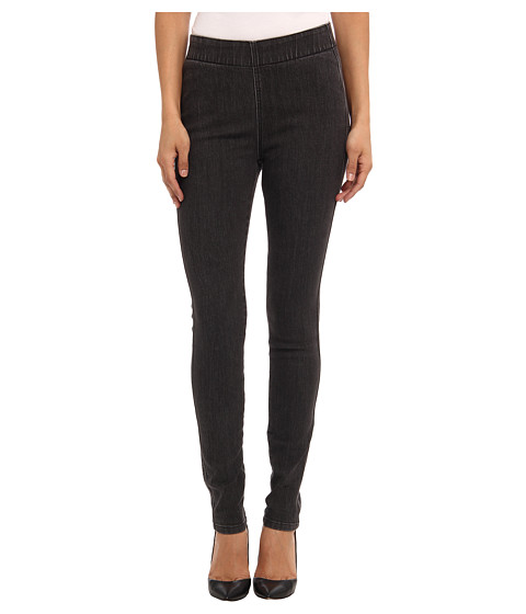 Imbracaminte Femei Miraclebody Jeans Thelma Pull-On Jegging in Greystone Greystone