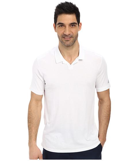 Imbracaminte Barbati adidas Golf Travel Elements Polo White