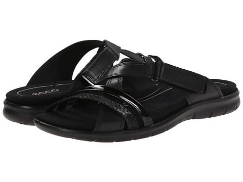 Incaltaminte Femei ECCO Babett Sandal Strap Slide BlackBlack