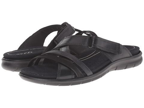 Incaltaminte Femei ECCO Babett Sandal Strap Slide BlackBlack 1