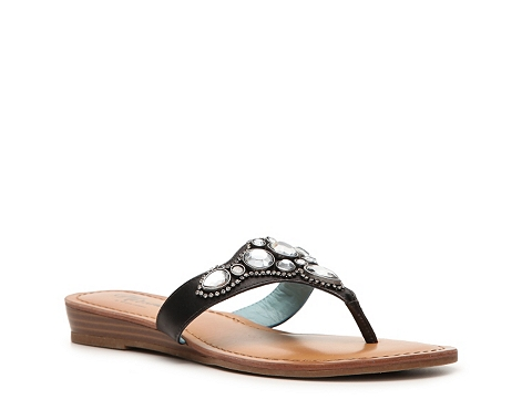 Incaltaminte Femei Miranda by Miranda Lambert Basic 2 Wedge Sandal Black
