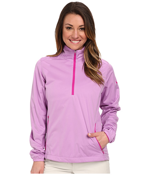 Imbracaminte Femei Nike Windproof 12 Zip Violet ShockFuchsia FlashFuchsia Flash
