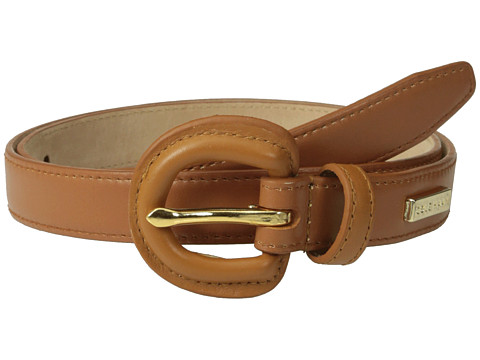 Accesorii Femei Cole Haan 23mm Dress Calf Panel w Covered Buckle Tan