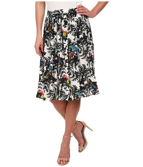 Imbracaminte Femei Nicole Miller Birds Of Paradise Willie Skirt Multi
