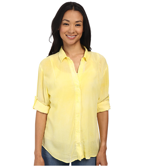 Imbracaminte Femei Gabriella Rocha Penny Button Up Top Lemon