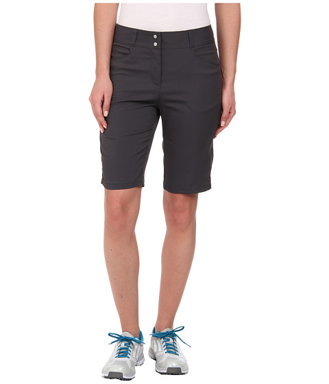 Imbracaminte Femei adidas Golf Essentials Lightweight Bermuda Short '15 Dark Grey Heather Solid Grey