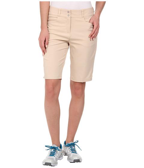 Imbracaminte Femei adidas Golf Essentials Lightweight Bermuda Short '15 Lite Khaki
