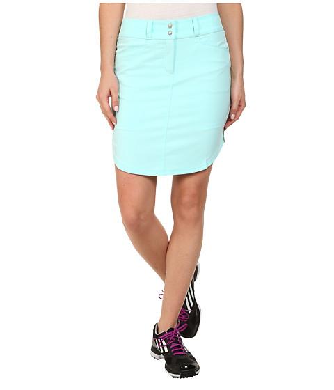 Imbracaminte Femei adidas Golf Essentials 3-Stripes Skort '15 Clear Aqua