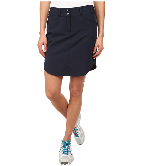 Imbracaminte Femei adidas Golf Essentials 3-Stripes Skort '15 Night Navy
