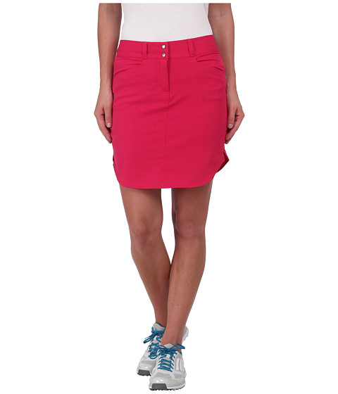 Imbracaminte Femei adidas Golf Essentials 3-Stripes Skort '15 Bold Pink