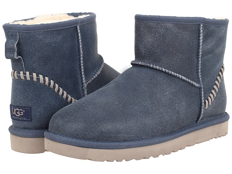 Incaltaminte Barbati UGG Classic Mini Deco Imperial Leather
