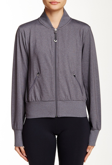 Imbracaminte Femei Alo Flight Jacket STORMY HEATHER