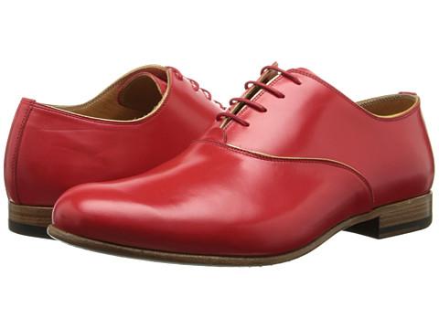 Incaltaminte Barbati Marc Jacobs Plain Toe Oxford Red