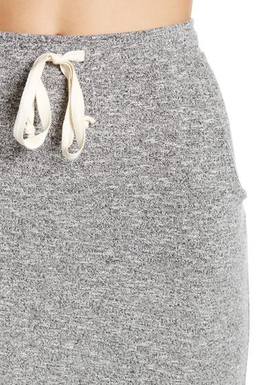 Imbracaminte Femei HIP Tie Waist Baseball Midi Skirt Juniors GREY