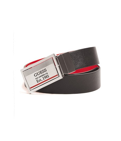Accesorii Barbati GUESS 4-in-1 Reversible Belt brown multi