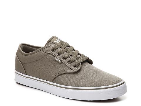 Incaltaminte Barbati Vans Atwood Sneaker - Mens Olive Green