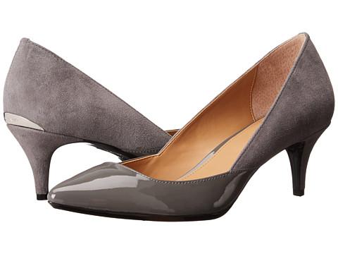 Incaltaminte Femei Calvin Klein Patna Shadow Grey PatentSuede